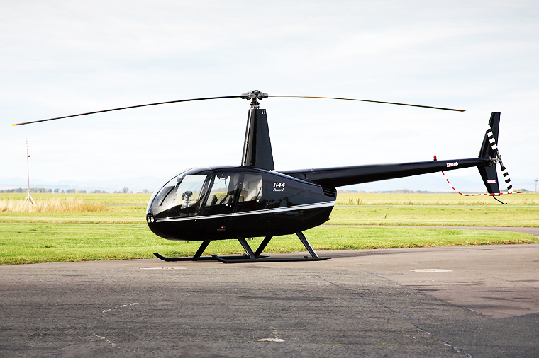 Robinson R44 Helicopter for Hire